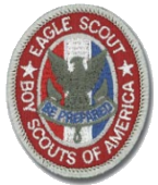 Eagle Scout Rank Insignia